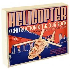 3D Sestavljanka Helikopter